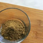 Toasted Cumin and Black Pepper Rub