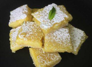 Best Buttermilk Lemon Squares