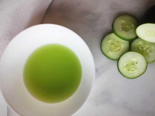 Cucumber Juice, Step 3