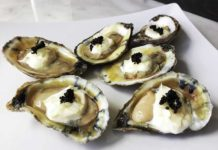 Dirty Oysters (Tin Fish Restaurants Copycat)