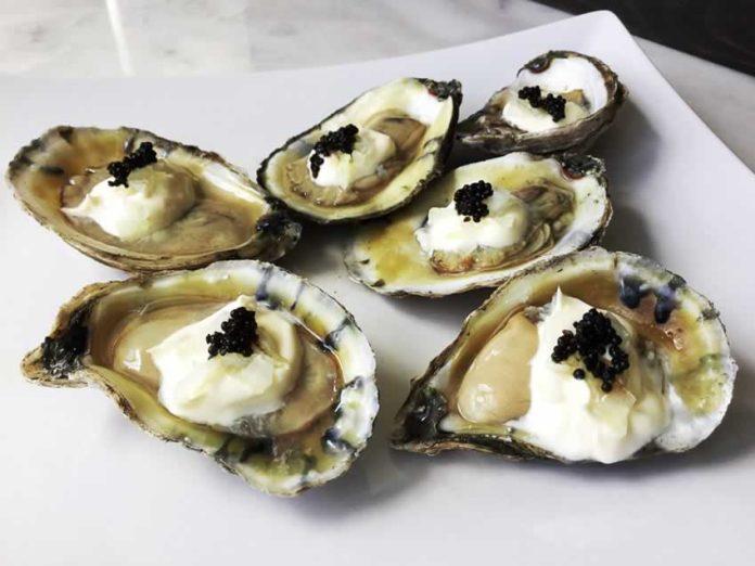 Dirty Oysters (Tin Fish Restaurants Copycat)