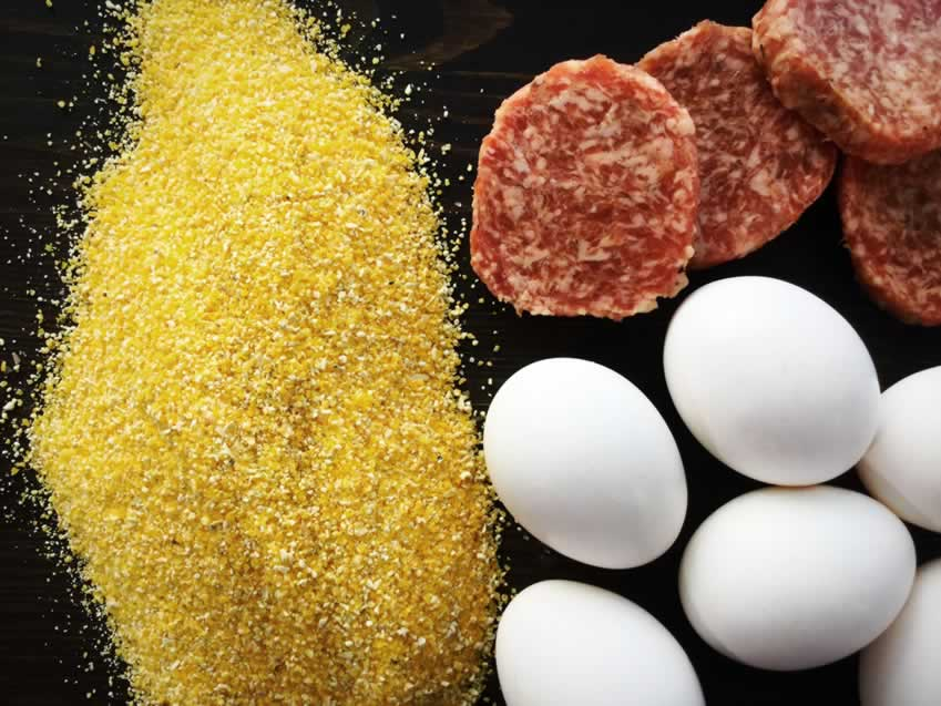 Southern Breakfast Bowl Ingredients