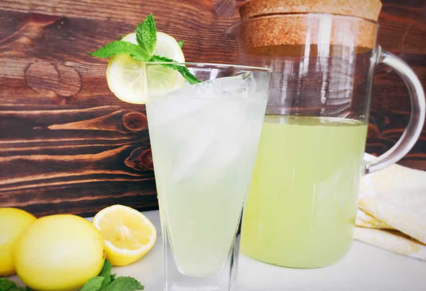 Limonata: Turkish Lemonade