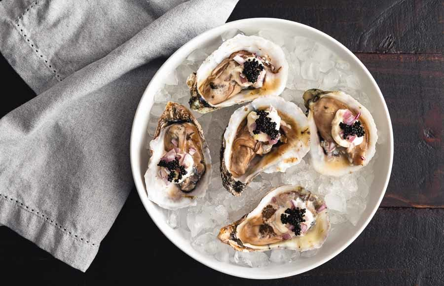 Dirty Oysters