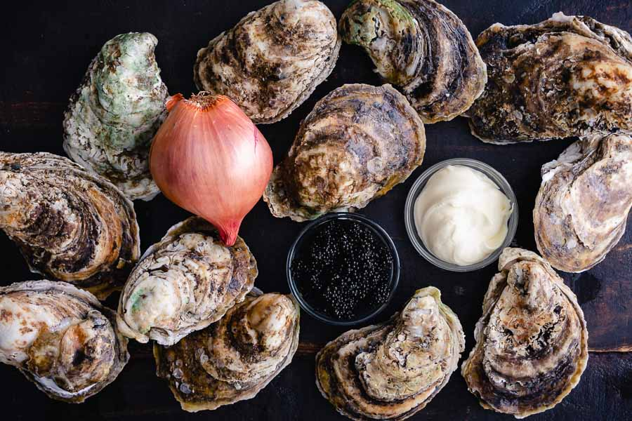 Dirty Oysters Ingredients