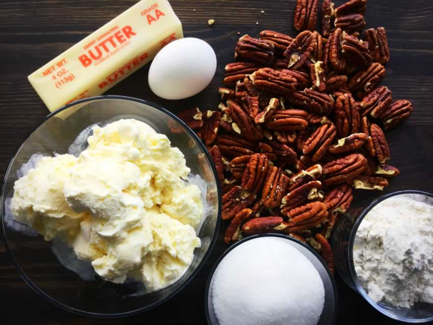 Pecan Pie Ice Cream Pie Ingredients