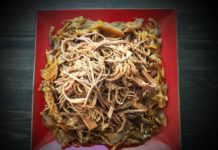 Slow-Cooked Brisket and Onions
