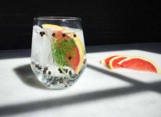 Fennel, Black Pepper & Grapefruit G&T
