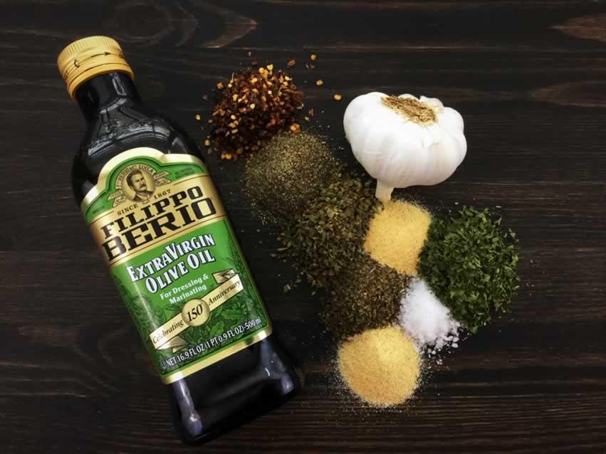 Copycat Carrabba's Bread Dip Spices Ingredients