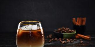 Horchata Cold Brew Latte