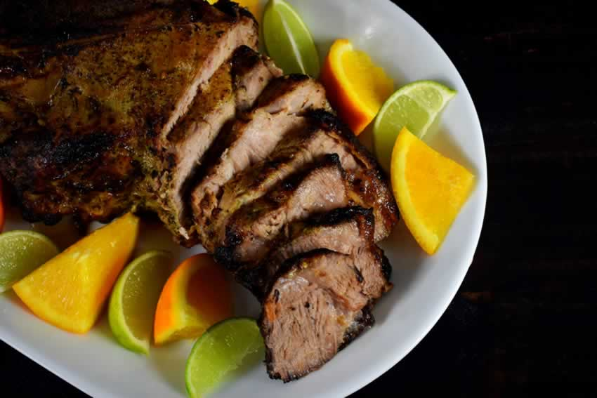 Cuban Mojo Marinated Pork (Lechon Asado)