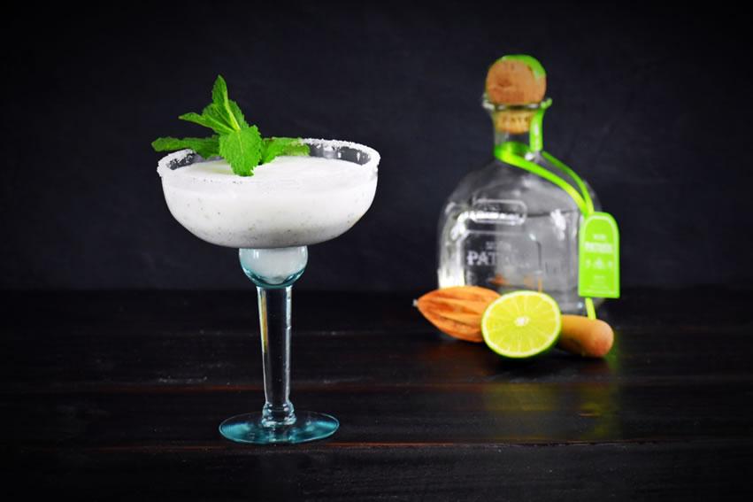 Coconut Mint Margarita