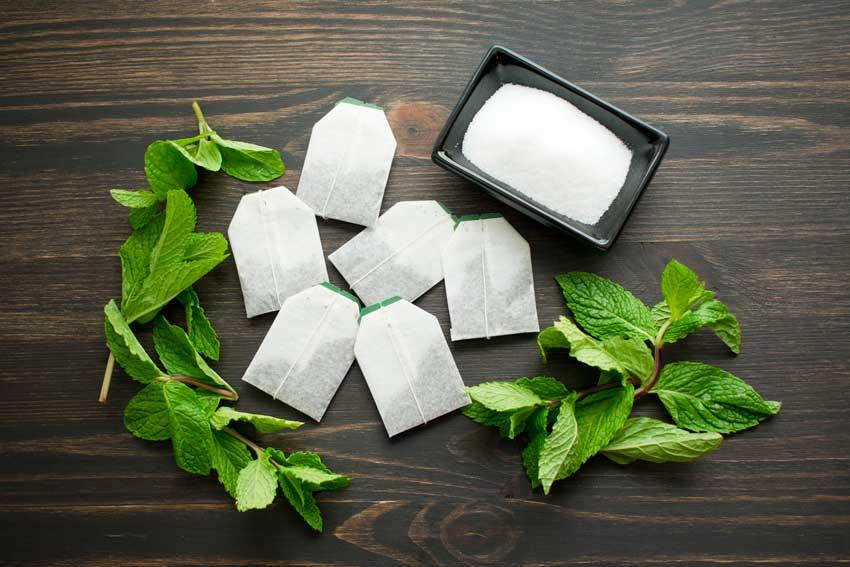 Sweet Moroccan Mint Tea Ingredients