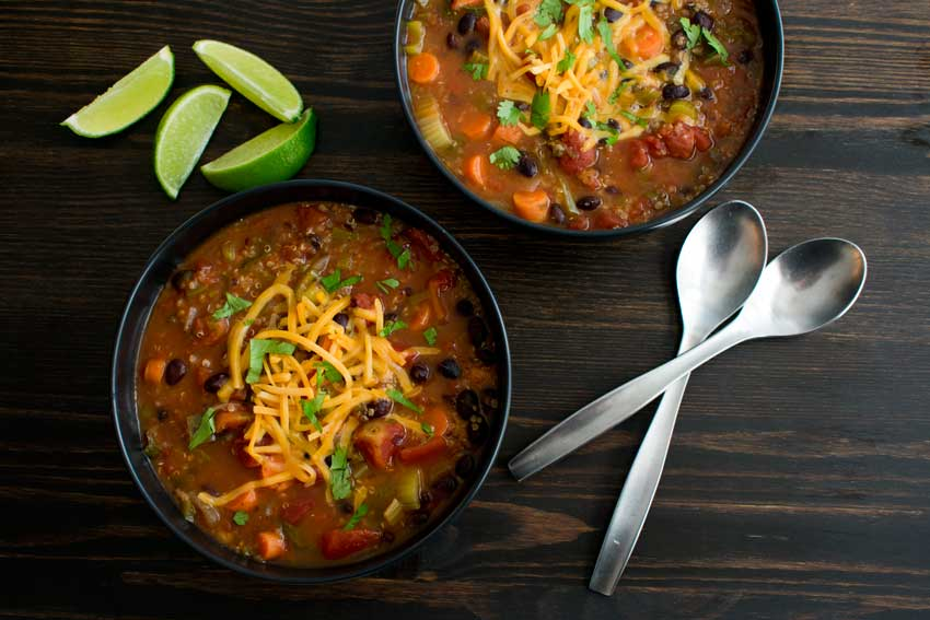 Mexican Quinoa Stew