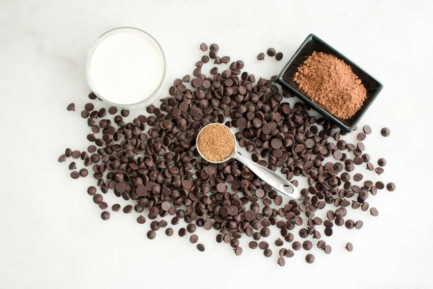 Chinese Five Spice Chocolate Truffles Ingredients