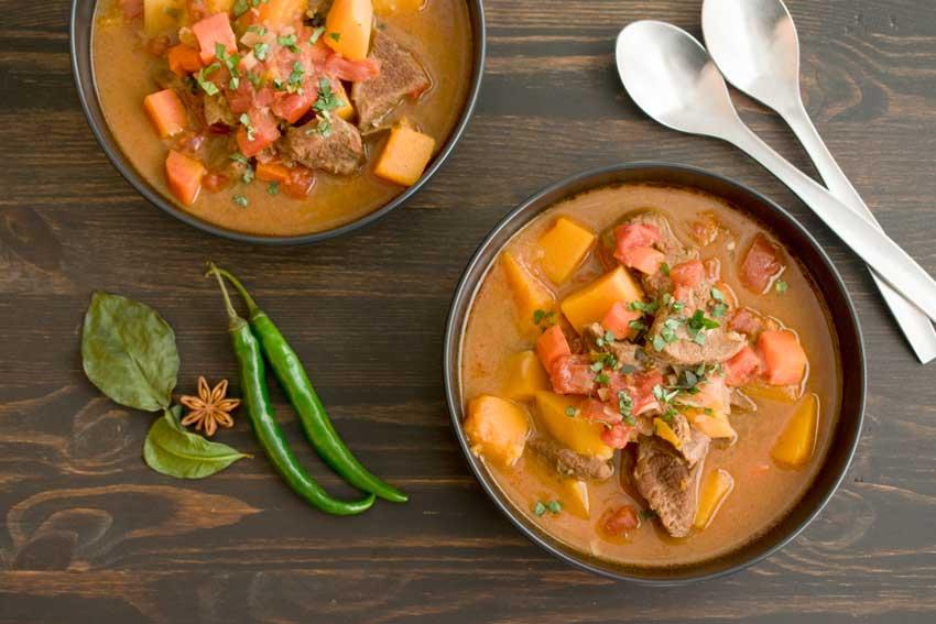 One–pot Vietnamese Beef Stew