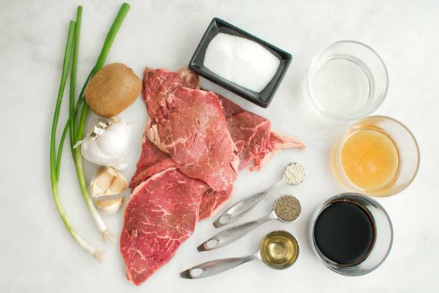 Bulgogi - Authentic Korean Beef BBQ | Recipe Review by The ...