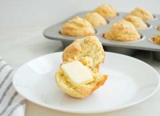 Irish Soda Muffins