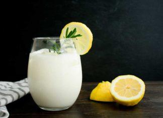 Rosemary Lemon Cream Soda