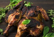 Lemon and Oregano Grilled Chicken