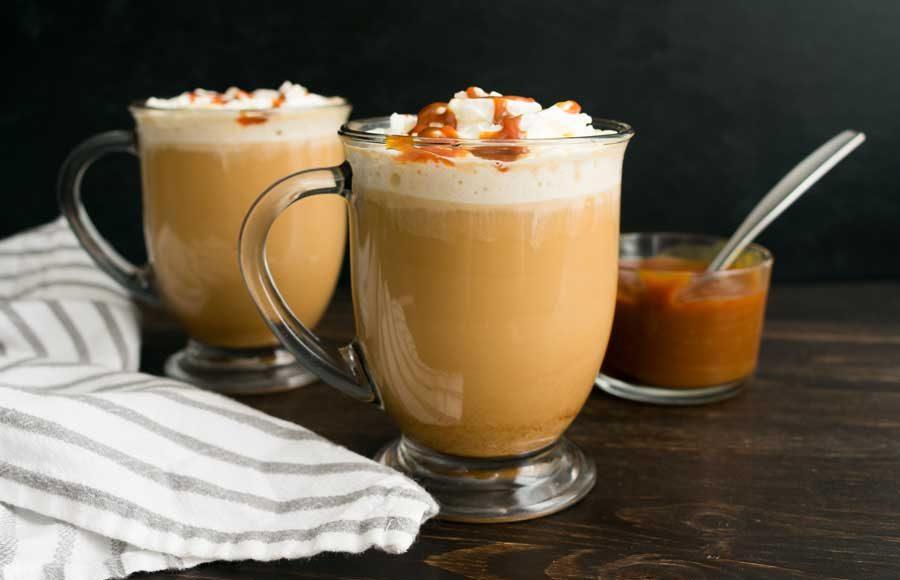 Brûlée Caramel Coffee