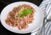 One-Pot Red Wine Pasta