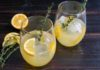 Meyer Lemon and Thyme Bees Knees