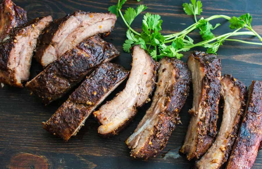 Jamaican Jerk Pork Ribs