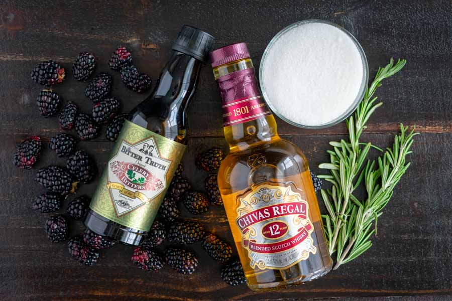 The Royal Affliction Ingredients