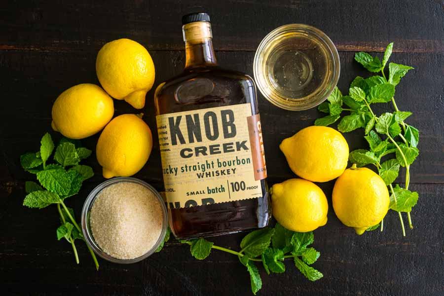 Kentucky Lemonade Ingredients